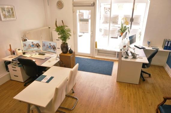 Büro von Immobilien Kube GmbH